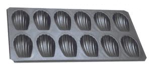 moule à madeleines