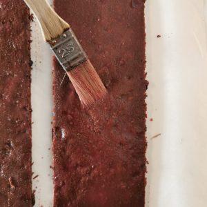 Cake chocolat cerise imbibé